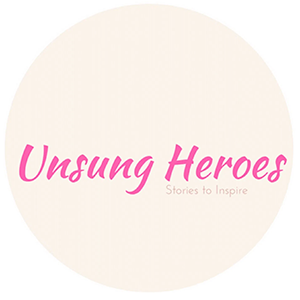 Unsung Heroes: Stories to Inspire Logo
